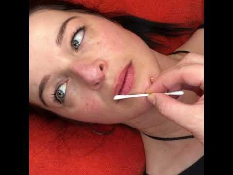 Permanent Make Up - abgeheilte Lippen, Augenbrauen, Lidstrich