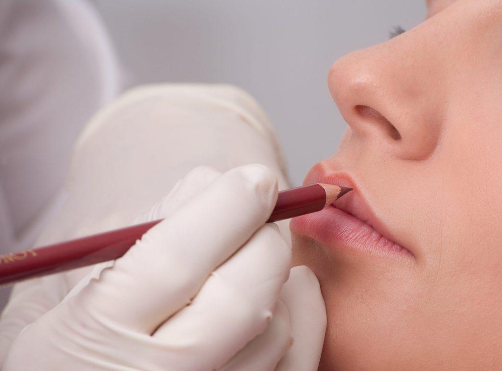 Permanent Lippen