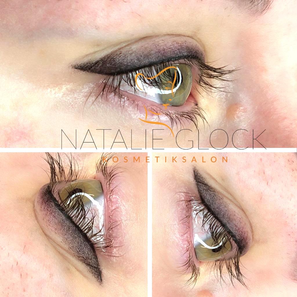 Soft Eyeliner permanent make-up Lidstrich