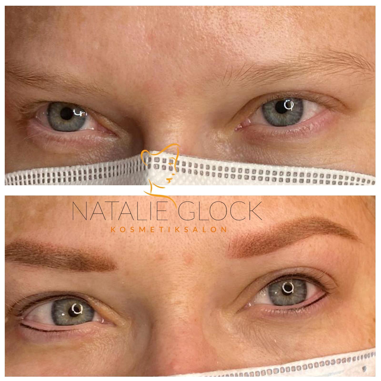 Augenbrauen permanent
